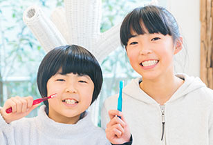 お子さまの歯を守る治療中の虫歯予防